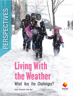 Living With the Weather: What Are the Challenges?