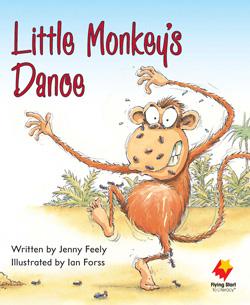Little Monkey's Dance