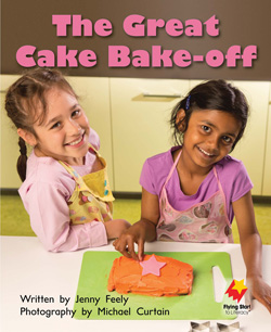 The Great Cake Bake Off