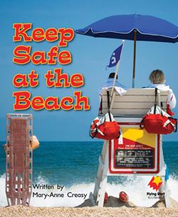 Keep Safe at the Beach