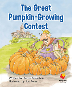 The Great Pumpkin Growing Contest