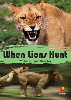 When Lions Hunt